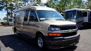 A1170330U Used 2011 Roadtrek 210 Popular Class B Van Camper For Sale At Dick Gore's RV World