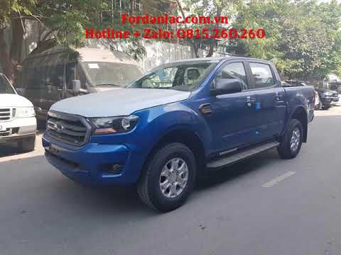 Gia Ban Xe Ford Ranger XLS 1 Cau 2019 Tai An Lac O81526O26O