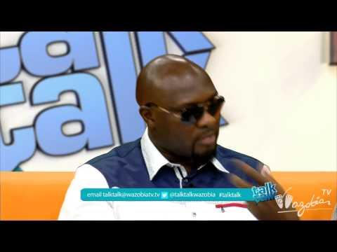 TALK TALK - Segun Obe | Wazobia TV