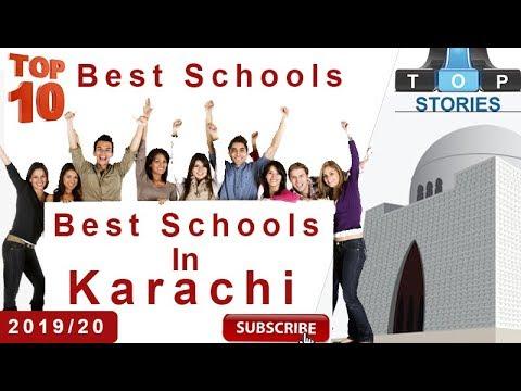 Top 10 Best Schools in karachi