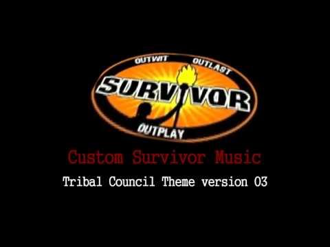 Survivor Custom Music - Tribal Council Theme ( Modern Advanced Version )