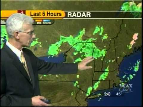 WCAX/Ch 3 News @ 5am: Weather w/Gary Sadowsky, 3/11/2013