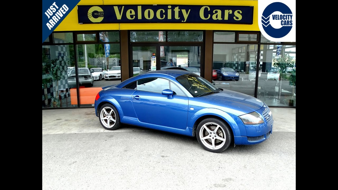1999 Audi TT 117K's 4WD QUATRO Coupe 1 YR WRNT for sale in Vancouver