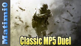 Classic Call of Duty Duel - MP5 Modern Warfare
