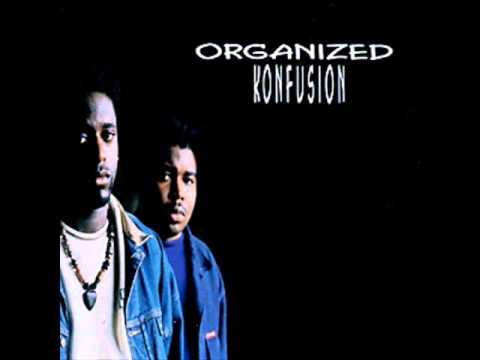 Organized Konfusion -- Fudge Funk