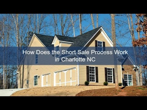 How Does The Short Sale Process Work In Charlotte Nc Call Nancy