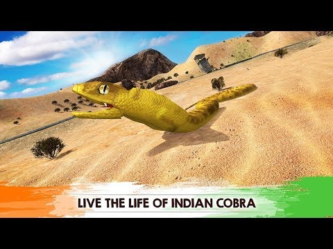 🐍Poisonous Cobra Snake Survival Simulator-Симулятор Ядовитой Кобры-By Virtual Animals World