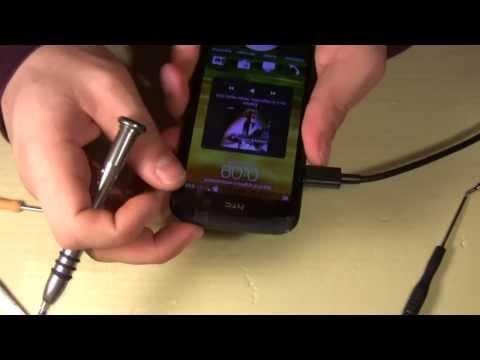 замена экраного модуля на HTC ONE S