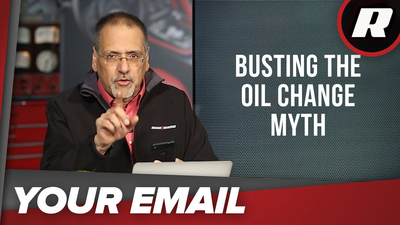 Busting oil myths - Brian Cooley answers your Email