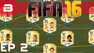 Fifa 16 Gameplay - ULTIMATE TEAM vs Chelsea (PC 1080p)