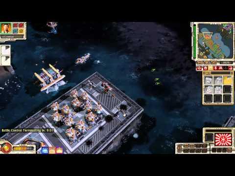 Command & Conquer: Red Alert 3 - Yokohama - Barbarians at the Bay PC