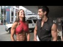 Six Pack Abs Training Tips with Diane Chaloux & Vince DelMonte