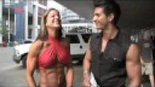 vuclip Six Pack Abs Training Tips with Diane Chaloux & Vince DelMonte