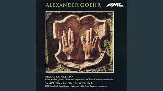Piano Concerto, Op. 33: II. Introduzione - Adagio ma non troppo - Allegro