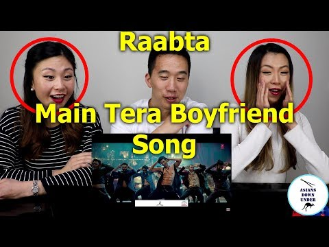 Main Tera Boyfriend Song | Raabta | Arijit S | Neha K Meet Bros | Reaction - Australian Asians