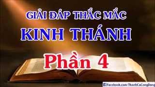 Giải Đáp Kinh Thánh Về Tình Yêu, Tình Dục, Ly Dị, Phá Thai, Phụ Nữ Với Chức Linh Mục