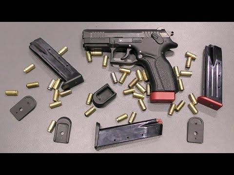 Алюминиевые Пятки Магазинов от TEG Tactical Equipment для пистолетов Grand Power