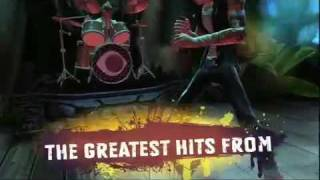 Guitar Hero : Greatest Hits Wii Trailer