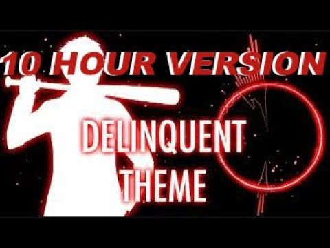 Yandere Simulator Delinquent Theme (10 Hour Version)