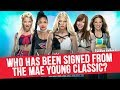 Who Has Been Signed From The Mae Young Classic