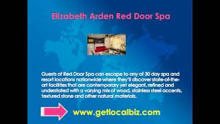 Elizabeth Arden Red Door Spas - A Luxury Day Spa & Hair Salon - Get Local Biz Thumbnail