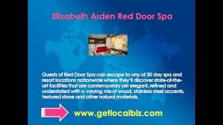 Elizabeth Arden Red Door Spas - A Luxury Day Spa & Hair Salon - Get Local Biz Thumbnail