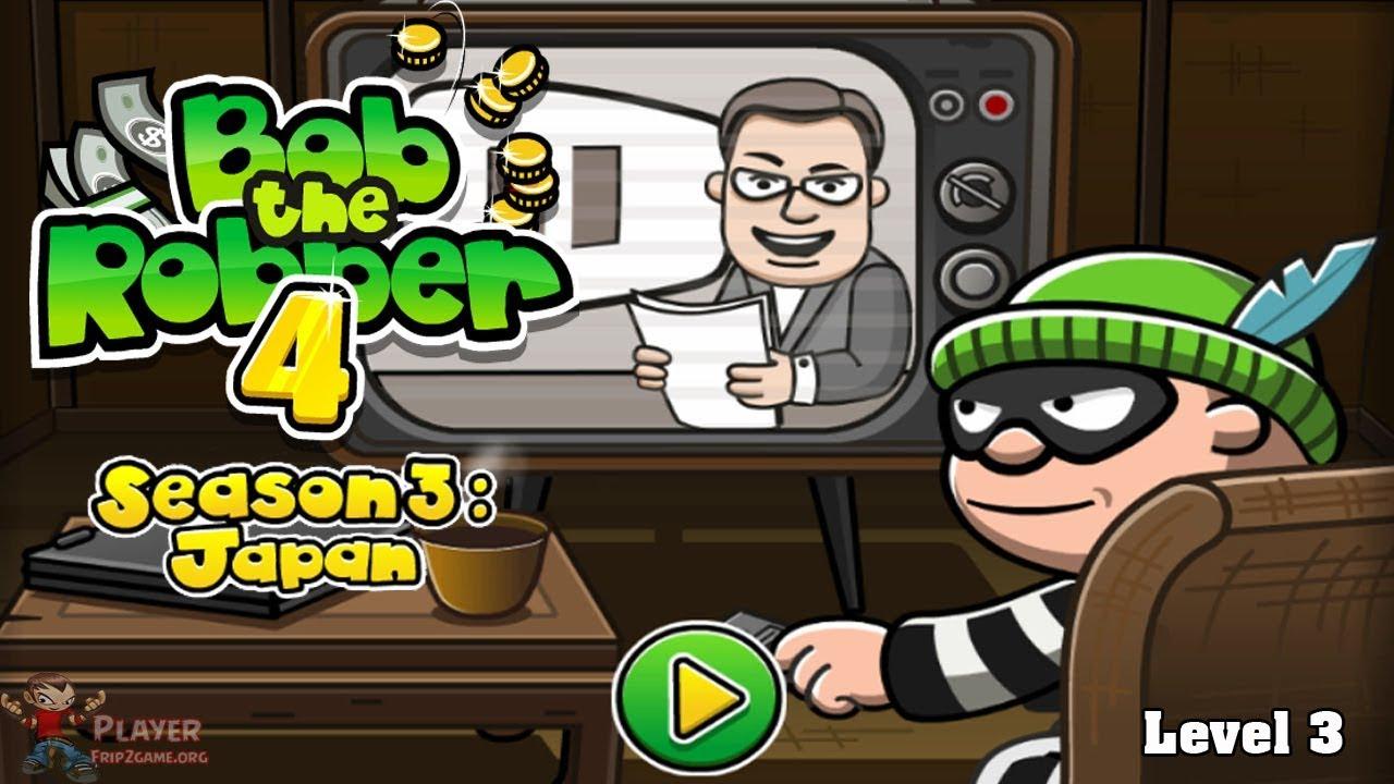 Bob the Robber 3 - Free Online Game - Play now | Kizi