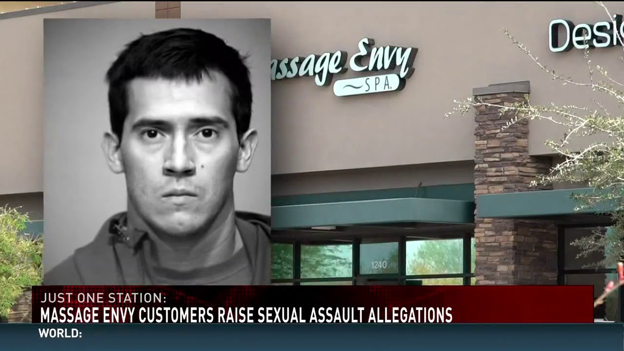 allegations of sexual assault