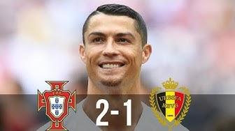 Portugal vs Belgium 2-1 - All Goals & Extended Highlights - 29/03/2016 HD