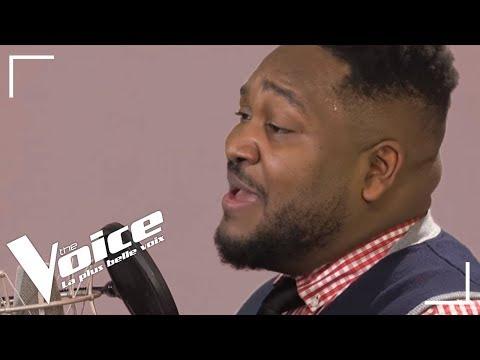 Maître Gims - Tout donner   J-Why   The Voice France 2018   La Vox des Talents