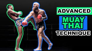 Advanced Muay Thai Techniques | Switch Kicks, Punches and Elbows