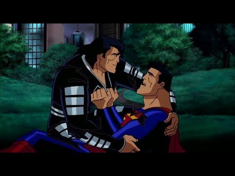 Superman  Doomsday Animation Movies For Kids