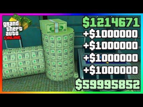 Gta v online best way to earn money solo
