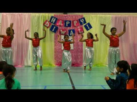 Diwali celebration in Hilldale elementary school