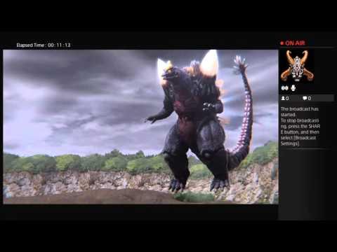 Godzilla Shenanigans