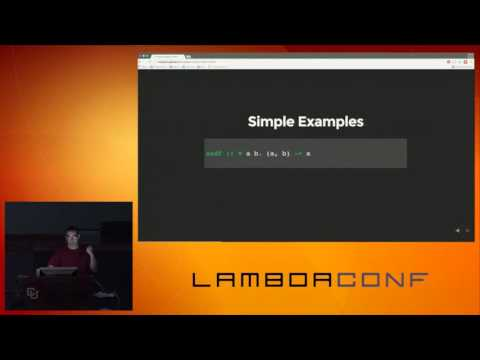 LambdaConf 2015 - Parametricity  The Essence of Information Hiding   Kris Nuttycombe