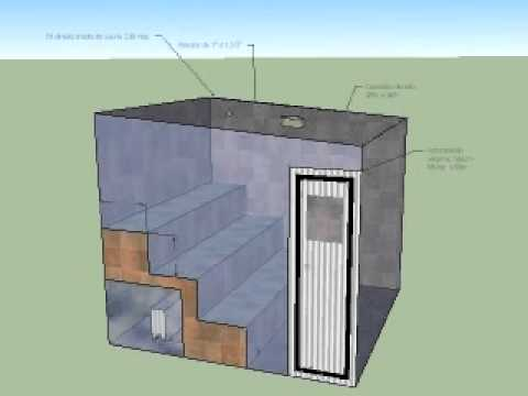 Sauna Portatil Residencial. Sauna Residencial Porttil Magnephoton ...