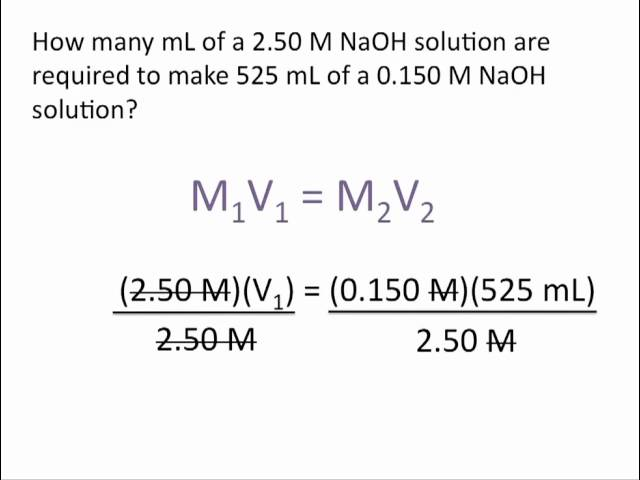 Printables Dilution Problems Worksheet dilution problems worksheet davezan chemistry tutorial youtube