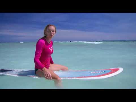 Cocos Keeling Islands - Surfing with Destination WA
