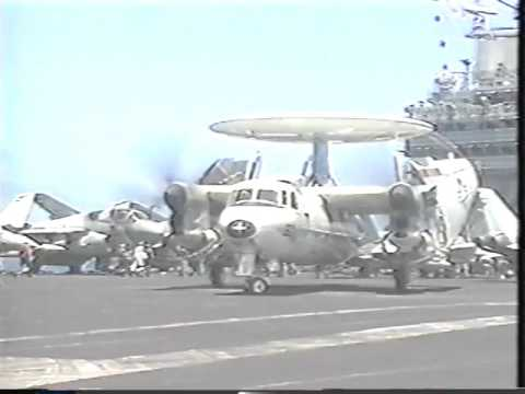 1993 CVN-72 USS Abraham Lincoln WestPac  Crew Video