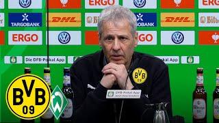 Aus im DFB-Pokal | BVB - SV Werder Bremen 5:7 n.E.