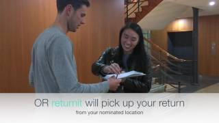 Returns made easy with returnit