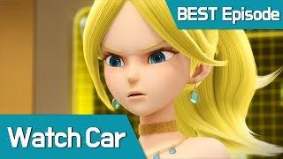 power Battle Watch Car S2 Best Episode - 9 (English Ver)