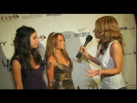 Kavita Channe interviews Tila Tequila...