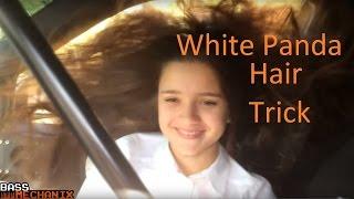 BassMecnanix White Panda Hairtrick