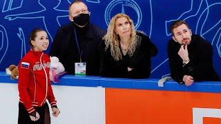 Американцы о Камиле Валиевой и Алисе Лью ПЕРСПЕКТИВЫ Олимпийские игры 2022