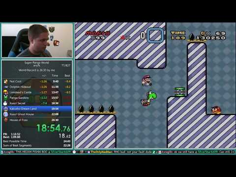 Super Panga World Speedrun 24:57