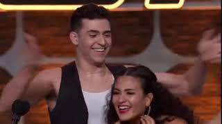 Stephanie and Ezra Sosa - Power of Family - Ballroom Siblings - SYTYCD  Season 16