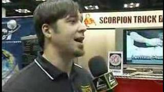 Indianapolis Sema Show With Scorpion Truck Bed Liners