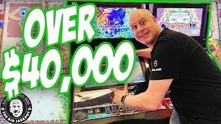 💥 PROGRESSIVE JACKPOT HIT! 💥 Over $40,000 in Jackpots Won in 20 Minutes!